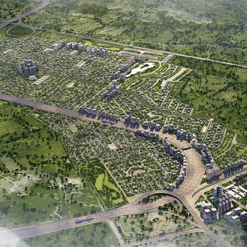 Top City Master Plan