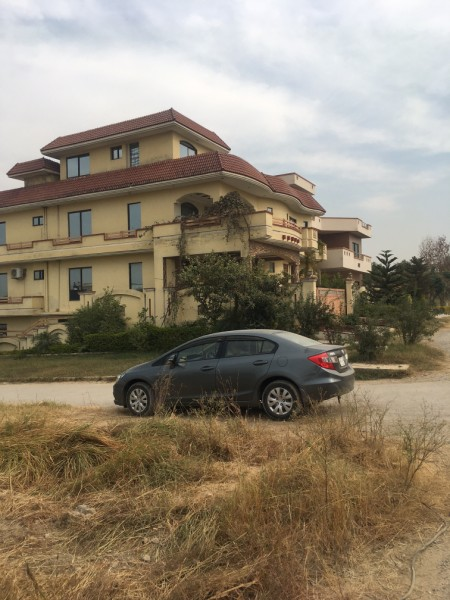 Plot for Sale in F-15 Islamabad