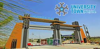 Plot for sale in University town Islamabad