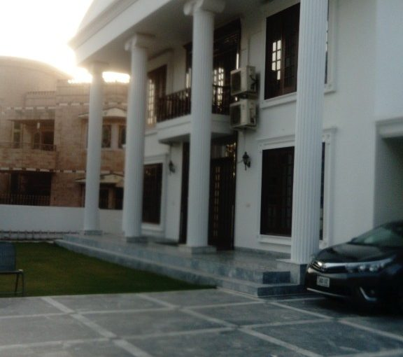 Bungalow for Sale in F-11, Islamabad with Extra Land