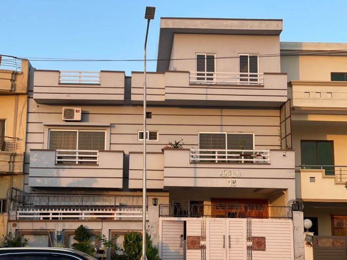 House for Sale in G-13/4 Islamabad