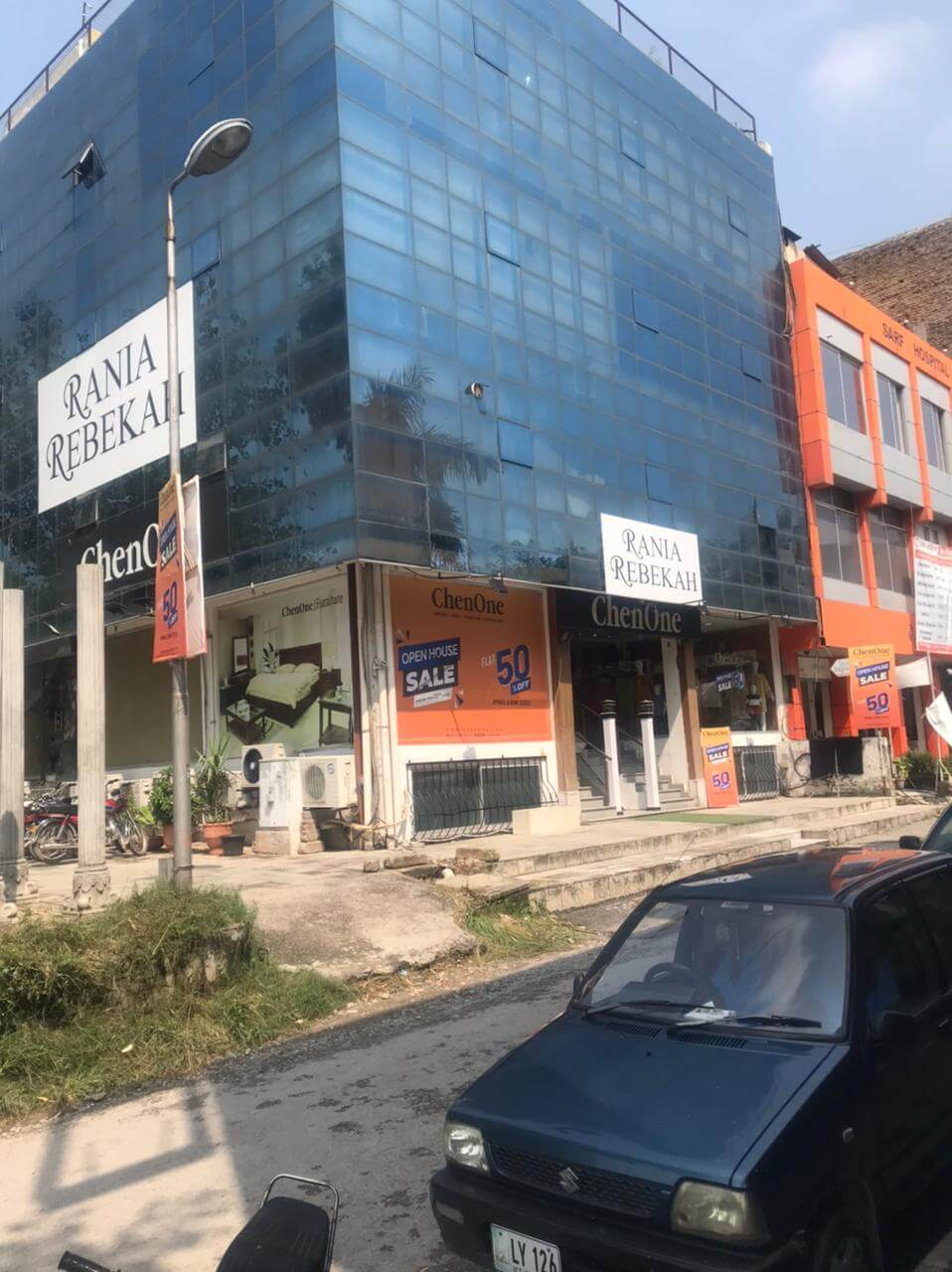 Commercial space available for Rent in F-10 Markaz , Islamabad
